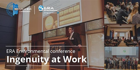 ERA Ingenuity at Work Conference 2021 tickets