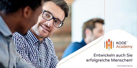 KODE® Lizenzausbildung, Herrsching am Ammersee, 10./11.11.2021 Tickets