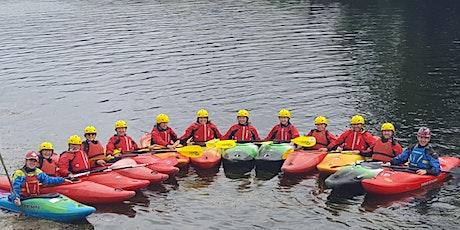 Adult Beginner Kayaking  Taster Session tickets