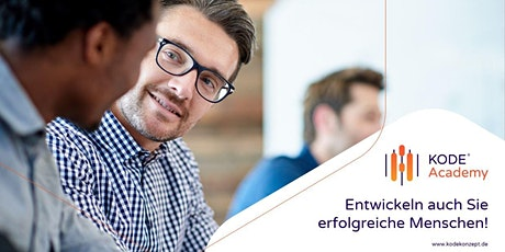 KODE® Lizenzausbildung, München, 8./9.12.2021 Tickets