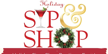 Holiday Sip n Shop Boutique Event tickets