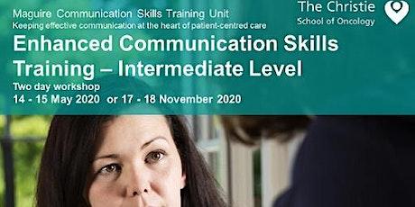 Enhanced Communication Skills Training - November 2020 tickets