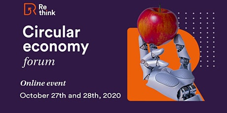 Re-think Circular Economy Forum tickets