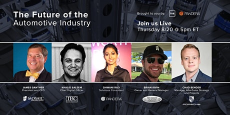 Community Connect  The Future of the Automotive Industry tickets