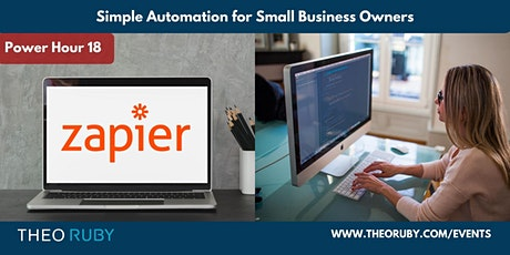 Power Hour 18 | Simple Automation for Small Business Owners tickets