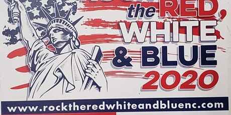 ROCK the RED, WHITE & BLUE Free Car Show/Shine 2020 tickets