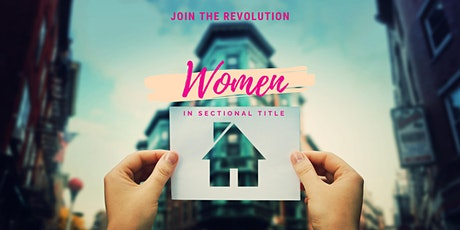 Women in Sectional Title - Launch Event tickets