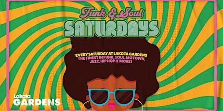 Funk & Soul Saturday! tickets