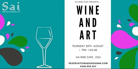 Wine and Art tickets
