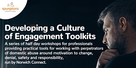 Culture of Engagement Toolkit Part 1: Motivation to Change (Held on Teams) tickets