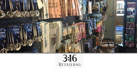 3:16 Retaildag tickets