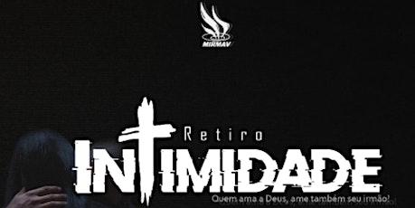 Retiro Intimidade - MIRMAV tickets