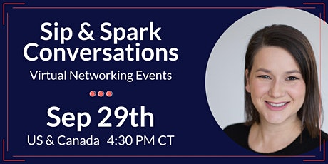 Virtual Networking Event - National (US & Canada) tickets