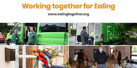 Rebuilding our communities in Ealing  - Live Q&A tickets
