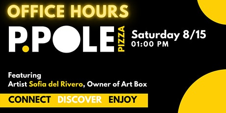 P.Pole Pizza's Office Hours, Live on Facebook & Instagram tickets