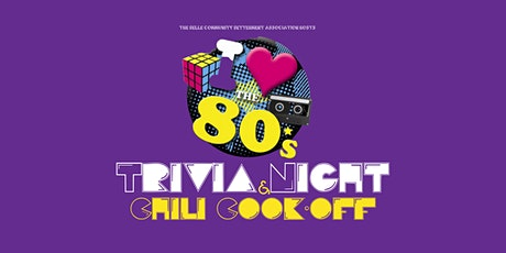80's Trivia Night tickets
