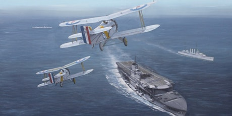 The Aviation and Maritime Art of John Finch Opening Reception tickets