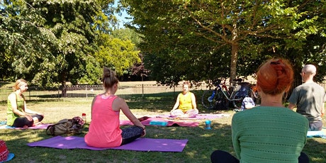 Yoga and Meditation, Queen's Park - Brighton tickets