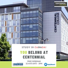 New Normal, New You - Study at Centennial College! tickets