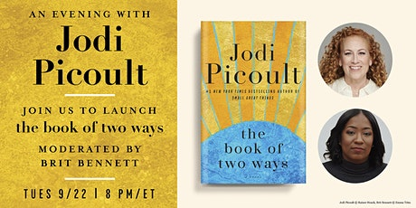 An Evening with Jodi Picoult tickets