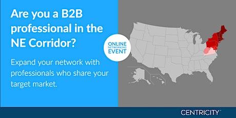 Network - Professional Networking - B2B Professional Networking - NE tickets
