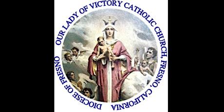 Santa Misa Domingo 16  de Agosto, 2020 7am (Español) billets