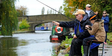 Free Let's Fish! - Marsworth - Learn to Fish session tickets