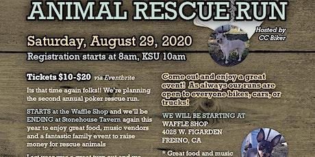 Dana's 2nd Annual Animal Rescue Run tickets