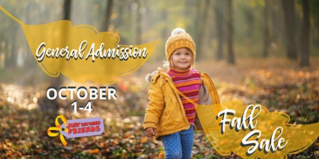 Open to the Public General Admission | JBF OP Fall 2020 tickets