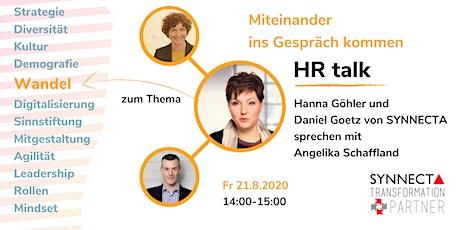 Personaler von der Rolle - Wird HR jetzt zum echten HR (Business) Partner? Tickets