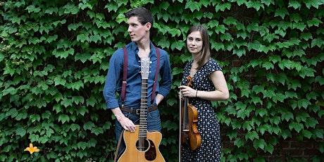 Music in the Garden: RAKISH (Maura Shawn Scanlin and Conor Hearn) tickets