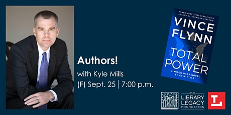 Authors! with Kyle Mills tickets