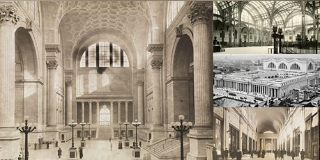 Penn Station: The Most Beautiful Train Station Ever Built Interactive tickets