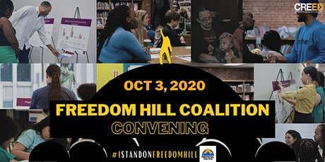 Freedom Hill  Coalition Virtual Convening tickets