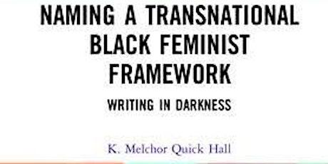Naming a Transnational Black Feminist Framework: An SIS Book Event tickets