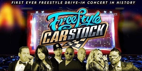 Freestyle Carstock Adventureland DRIVE-IN Concert Series tickets
