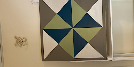 September Barn quilt Painting tickets