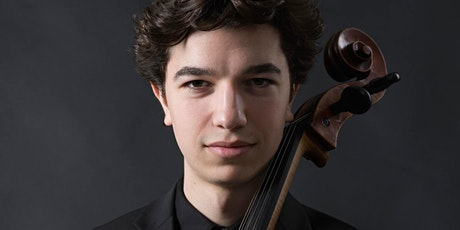 Cellist Gabriel Martins tickets