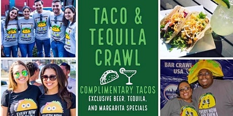 Taco & Tequila Crawl: Dallas tickets