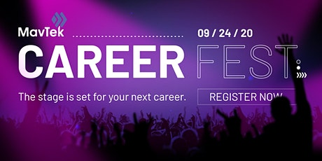MavTek Virtual Career Fest tickets