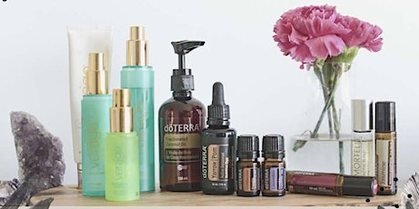 Essential Oils- for Healthy Skin tickets