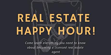 Real Estate Career Happy Hour via Zoom tickets