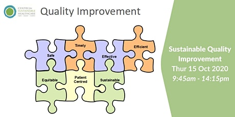 Sustainable Quality Improvement tickets