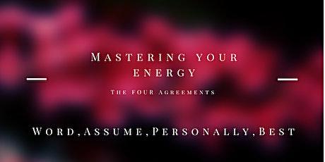 Mastering Your Energy biglietti