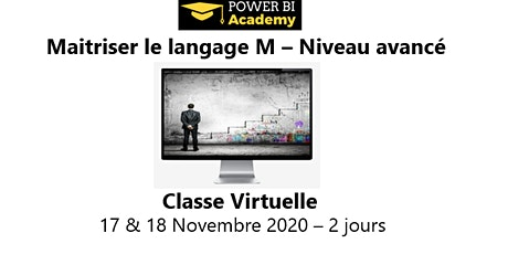Maîtriser le langage M - Niveau avancé - 2 jours - 17 & 18 Novembre 2020 billets