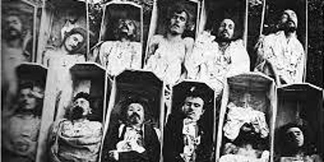 Chilling Tales From the Manchester Graveyards tickets