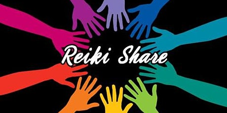 Woman Healer's Reiki Share tickets