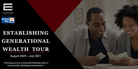 Establishing Generational Wealth Tour tickets