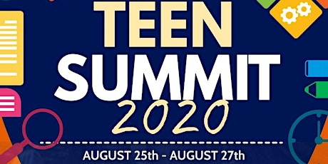 Goal Grinders, Inc.  present the 2020 Virtual Teen Summit tickets