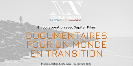 Cycle de projections de films documentaire tickets